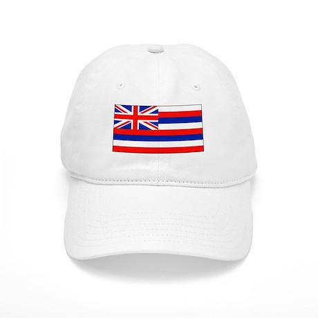 Hawaii Hawaiian Flag Baseball Hat Cap