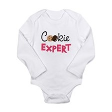 Cookie Expert (Pink) Body Suit