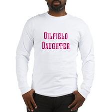 Oilfield Daughter (adult) Long Sleeve T-Shirt