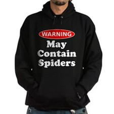 May Contain Spiders Hoodie