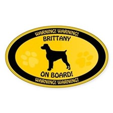 Brittany On Board 2 Decal