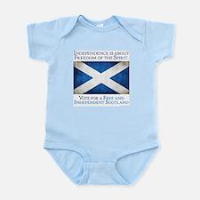 Freedom Infant Bodysuit