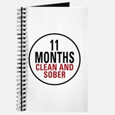 11 Months Clean & Sober Journal