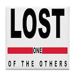 LOST Tile Coaster