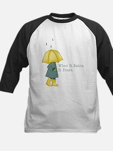 When It Rains It Pours Baseball Jersey