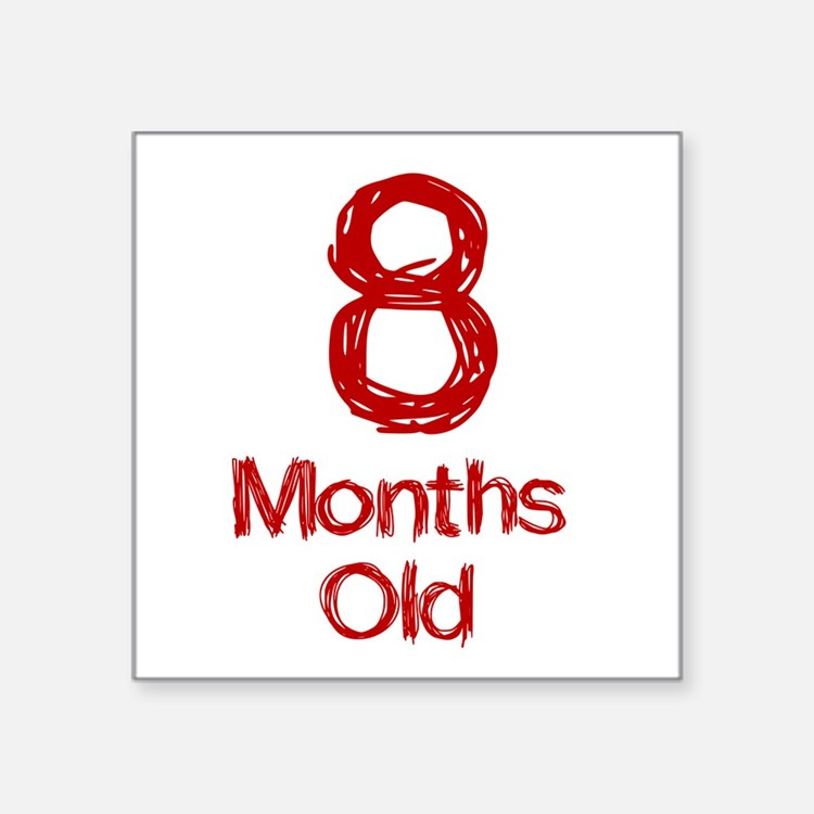 8 year old boy stickers 8 year old boy sticker designs label stickers cafepress