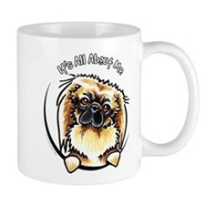 Pekingese IAAM Small Small Mug