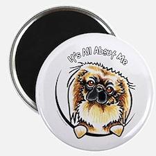 """Pekingese IAAM 2.25"""" Magnet (10 pack)"""