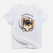 Pekingese IAAM Infant T-Shirt