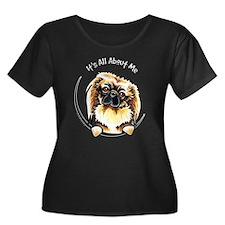 Pekingese IAAM Plus Size T-Shirt