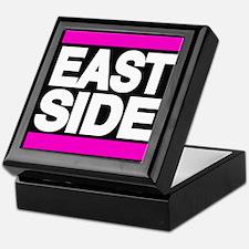 east side pink Keepsake Box