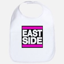 east side pink Bib