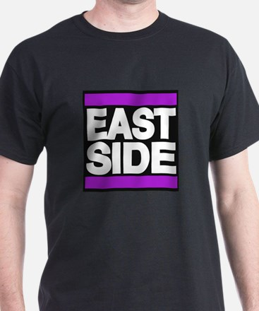 east side purple T-Shirt