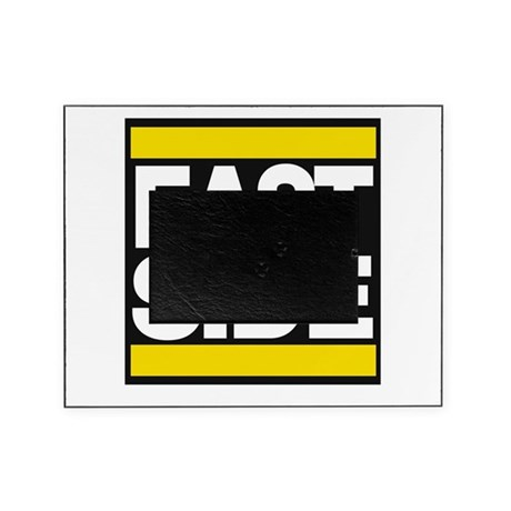 east side yellow Picture Frame