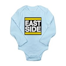 east side yellow Body Suit