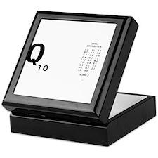 Quartermaster Keepsake Box