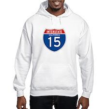 Interstate 15 - CA Hoodie