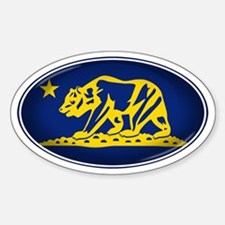 California Bear Decal Decal