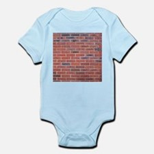 Just a wall of bricks, what can I say Body Suit