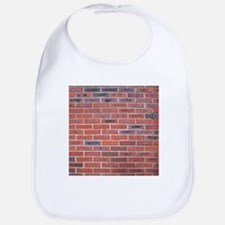 Just a wall of bricks, what can I say Bib