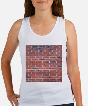 Just a wall of bricks, what can I say Tank Top