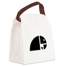 Golden Rule Elephant v.2 Canvas Lunch Bag