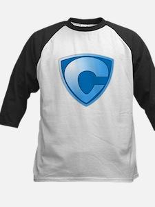 Super C Super Hero Design Baseball Jersey