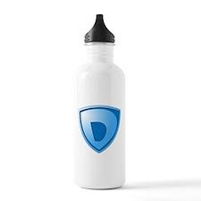 Super D Super Hero Design Water Bottle