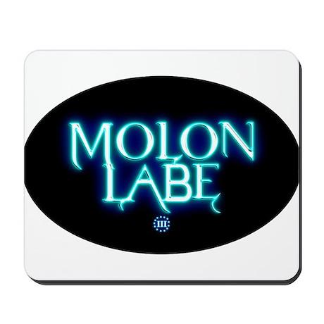 Come and Take It - III - BlueShine Mousepad