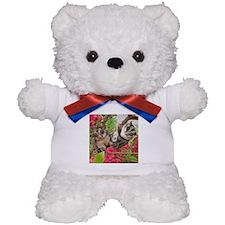 Flowers #10 Teddy Bear