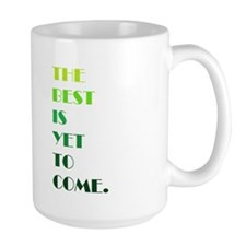 The Best (green) Mug