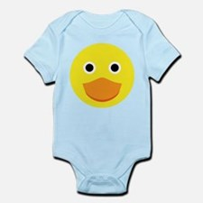 A cute original ducky illustration Body Suit