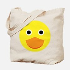 A cute original ducky illustration Tote Bag