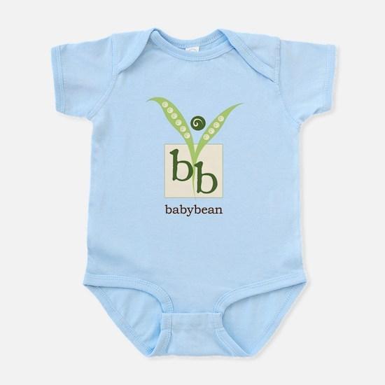 BabyBean Long Sleeve Infant Onesie Body Suit