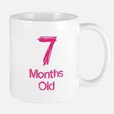 7 Years Old Baby Milestones Mug