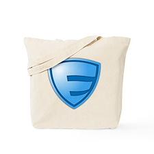 Super E Super Hero Design Tote Bag