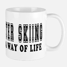 Water Skiing It's A Way Of Life Mug