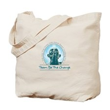 Team Be The Change Tote Bag