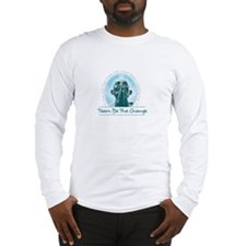 Team Be The Change Long Sleeve T-Shirt