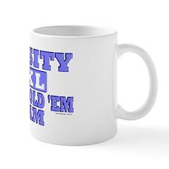 Varsity Texas Hold 'Em Team Mug
