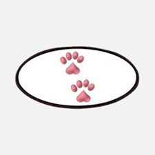 Two Paws Patches