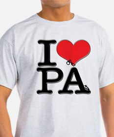 I Love PAin T-Shirt