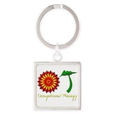 Flower power OT Keychains