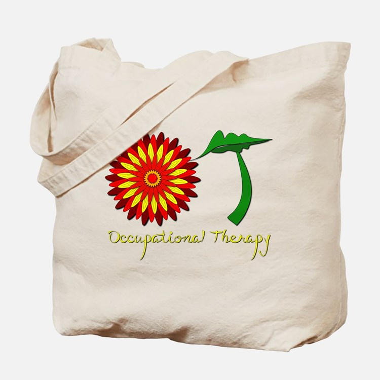 Flower power OT Tote Bag
