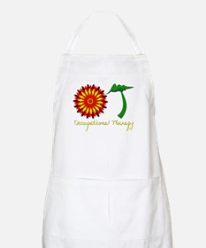 Flower power OT Apron