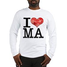 I Love MeAt Long Sleeve T-Shirt