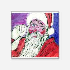 Santa Sticker