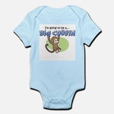 Big Cousin to be (Monkey) Body Suit