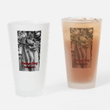 HumpDay Drinking Glass