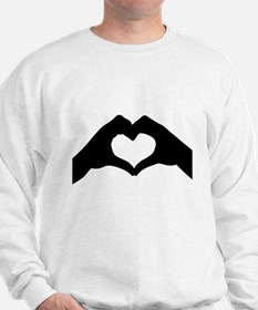Heart in Your Hands Sweatshirt
